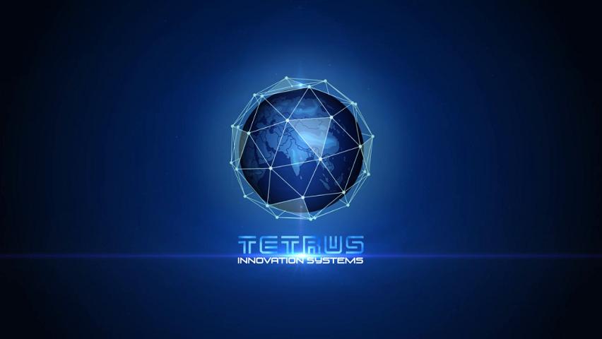 Логотип у Tetrus