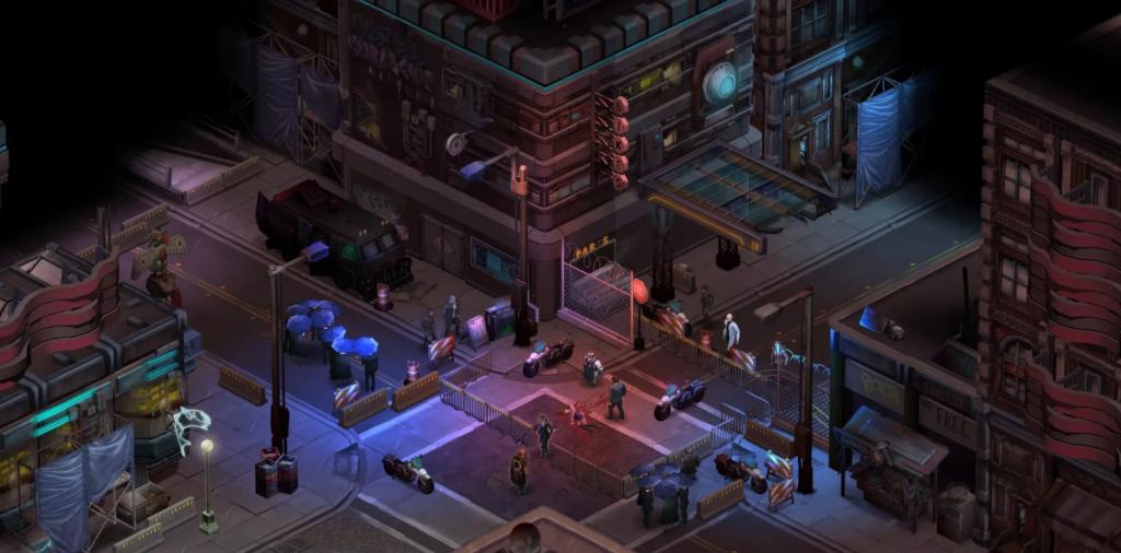 Пример изометрического стиля в играх