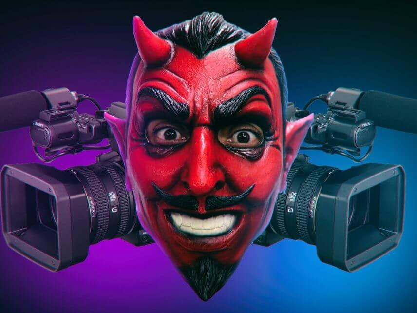Студия видеопроизводства - 7 грехов Клиента