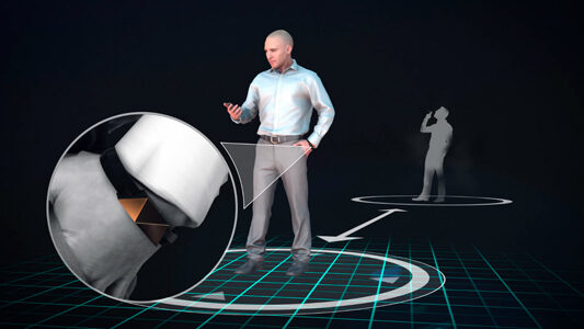 3Д визуализация - Видеозаяц