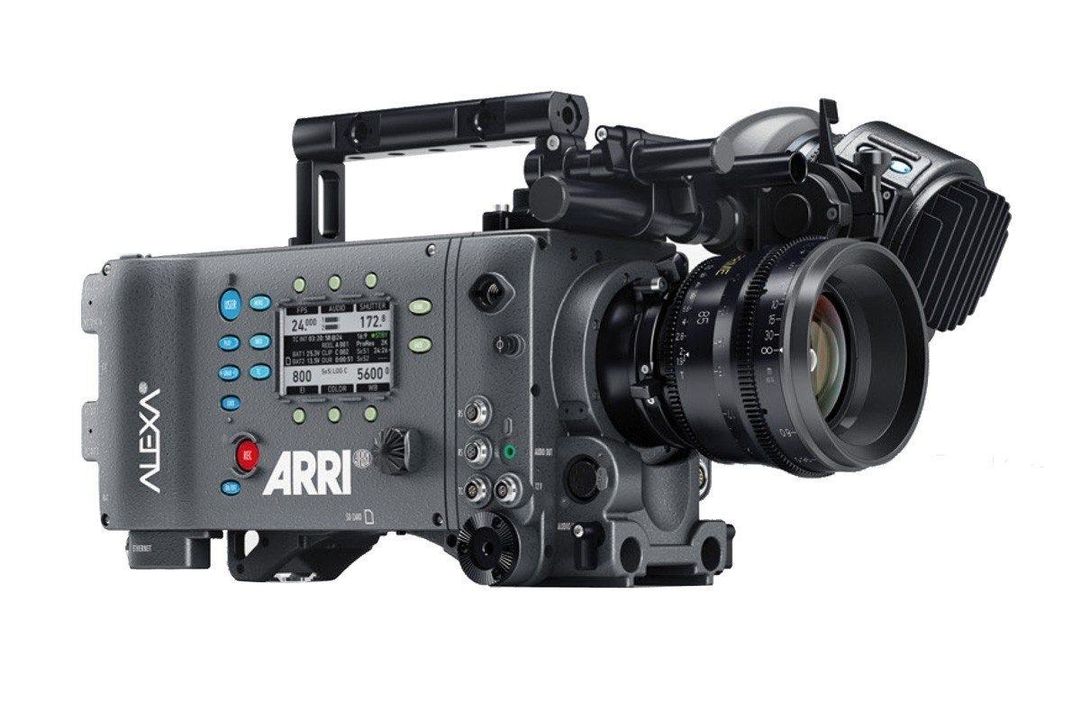 На фото – профессиональная видеокамера ARRI Alexa