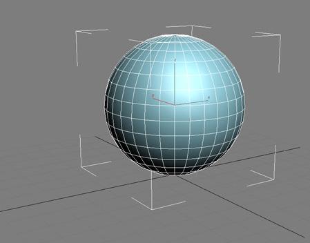 3D объект в пространстве