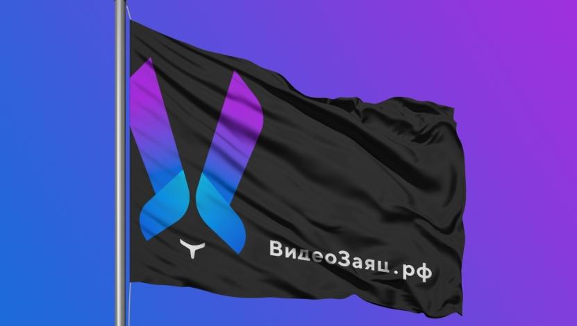 Флаг ВидеоЗаяц