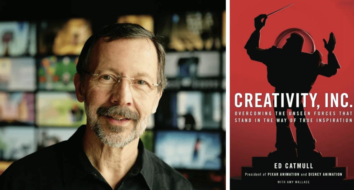 Книга от Эда Кэтмелла «Корпорация «Креативности»