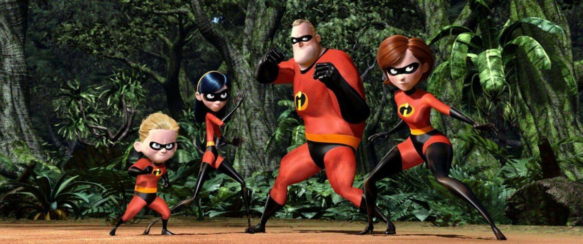 Кадр из мультфильма «Суперсемейка»